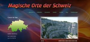 Screenshot  Creux du Van - Magic Places