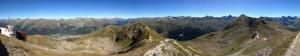 panoramabild vom jakobshorn
