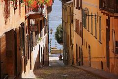 street in cannobbio