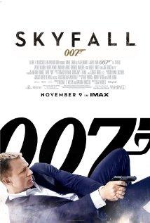 bond 2012 - skyfall
