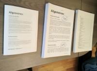 drei manuskripte