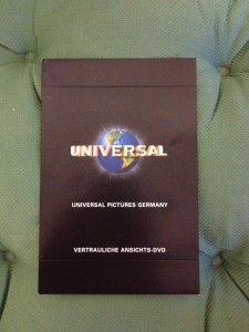 Original Screener DVD