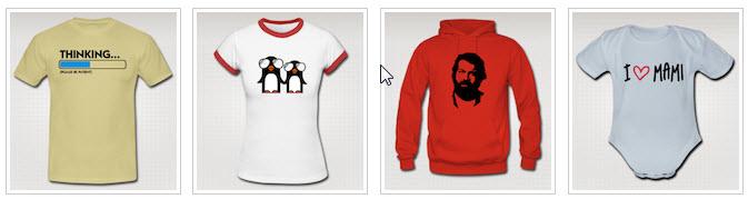 T-Shirt-Drucker.ch