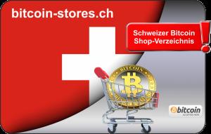 Bitcoin Shop-Verzeichnis CH & LI