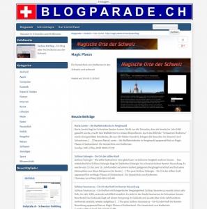 Blogverzeichnis mit RSS Feed