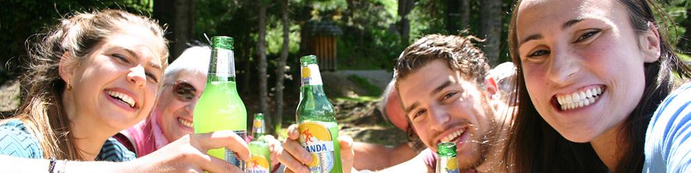 Calanda Radler Bier