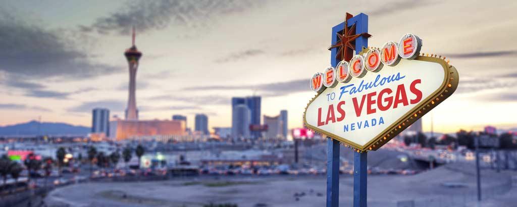 Spiellust in Las Vegas