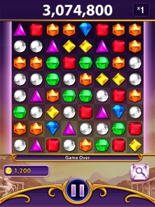Bejewelled HighScore