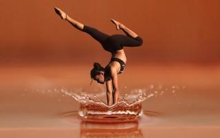 dance yoga meditation